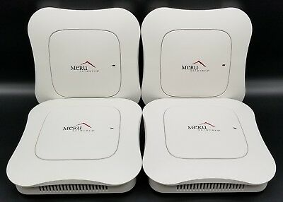 LOT OF 4 - Meru Networks AP832i Dual Band Access Points