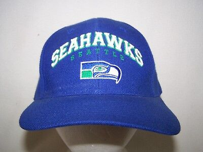 91ba21b78 SEATTLE SEAHAWKS FOOTBALL CAP Hat 4TH OF JULY SPECIAL Adjustable USA ...
