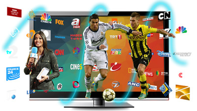 1 Year IPTV Subscription All Package More than 1700CH + Fast Delivery + M3U