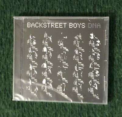 "NEW Backstreet Boys' ""DNA"" CD 2019 FREE SHIPPING"