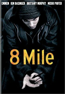 8 Mile (Full Screen Edition) [DVD] NEW!