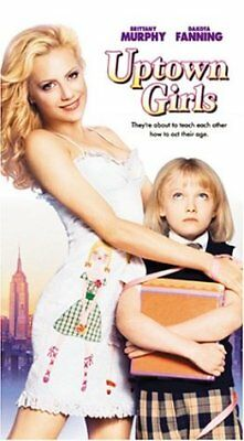 Uptown Girls Special Edition [DVD] NEW!