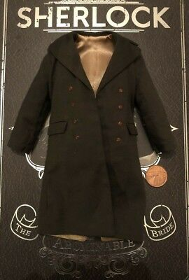 Big Chief Studios BCS Dr Watson Abominable Bride Over Coat loose 1/6th scale