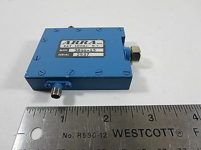 ARRA Inc 3844-15 Attenuator Variable (1.0-2.0 GHz, 0-15 dB)