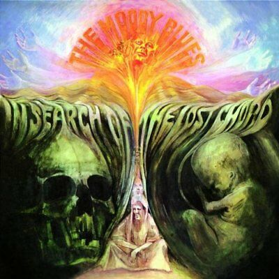 The Moody Blues-In Search of the Lost Chord [remastered] (UK IMPORT) CD NEW