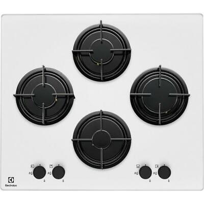 ELECTROLUX EGT6242LOW PIANO Cottura A Gas 60cm 4 Fuochi In Vetro ...