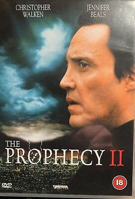 The Prophecy 2 Christopher Walken New Sealed DVD