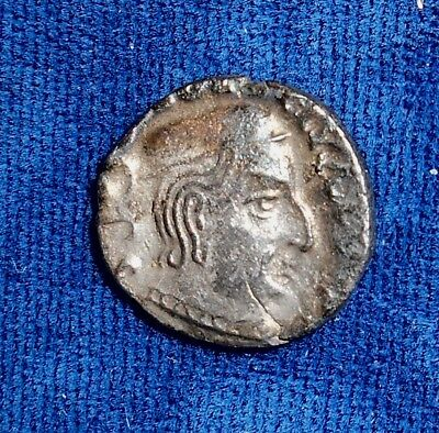Ancient India Western Satraps silver drachm