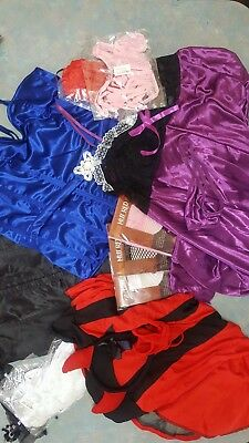 Bulk Lot Of New Lingerie various styles and colours sizes also varied 20+ peices