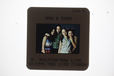 Now & Then Hoffman Ricci Birch Moore Promo Photo Slide Transparency 35mm