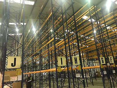 Pallet Racking, Job Lot, 750 Pallet Locations, ****Ready to dispatch today***