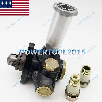 Diesel Engine Hand Feed Primer Fuel Pump for Zexel 105217-1580 105217-1480