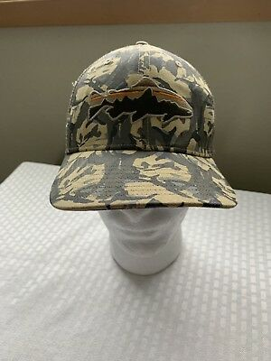 754c34ff05a Patagonia Camo Fitz Roy Trout Trucker Hat - Camouflage Adjustable Cap