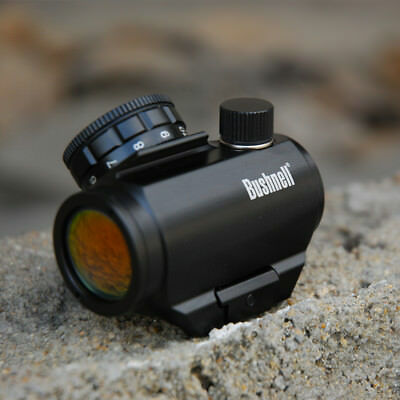 Red Dot Sight Scope Optics Holographic Hunting Shooting Airsoft Bushnell TRS-25