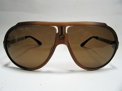 82261b6c7adc7a Carrera 5512 cacao brown Vintage Sunglasses 911 Miami Vice aviator Austria  rare