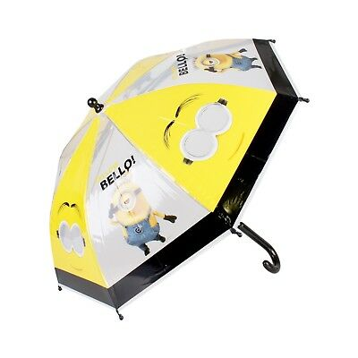 Minions - Goggle - Kids - Umbrella - Yellow - One Size