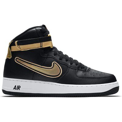 more photos 23137 ea0f2 NIKE AIR FORCE 1 High ´07 Lv8 Sport Chaussures Noir Homme - EUR 82 ...