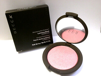 "2019-.COLORETE - """" BECCA""""   Luminous Blush - color CAMELLIA"