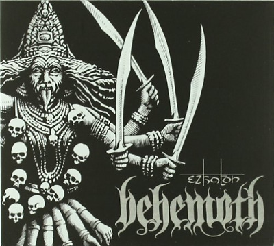 Behemoth-Ezkaton (UK IMPORT) CD NEW