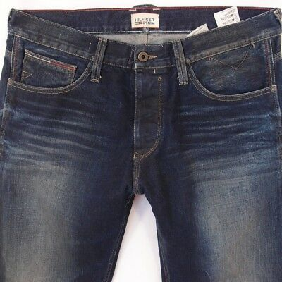 "26d2c7172 MENS TOMMY HILFIGER Ronan Lamr Jeans 38 W Leg 29 1/2"" Good Condition ..."