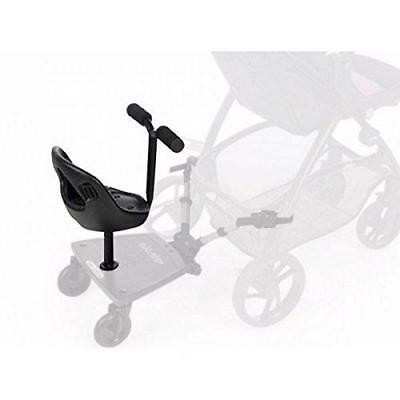 Be Cool 503 Skate Seat Universal Buggy Board For Pram Black