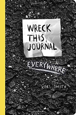 Smith, Keri-Wreck This Journal Everywhere (US IMPORT) BOOK NEW