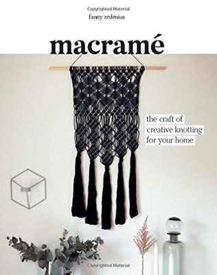 Zedenius, Fanny-Macrame (US IMPORT) BOOK NEW