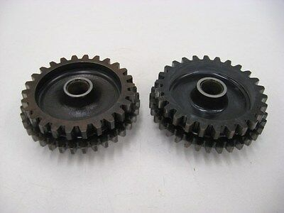 Lycoming IO-540 Crankshaft Idler Gears - Lot # A384