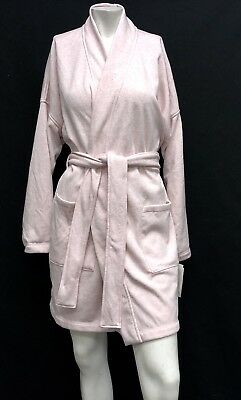 UGG Australia Braelyn Robe Womens Spa Bathrobe Seashell Pink Heather 1011994