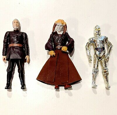 CHOOSE 1: 2005 Star Wars Revenge of the Sith * Action Figures * Hasbro