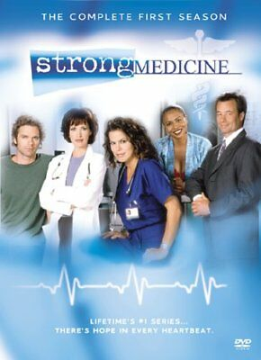 Strong Medicine - The Complete First Season (DVD, 2006, 5-Disc Set)