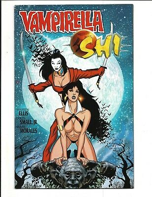 VAMPIRELLA / SHI # 1 (Harris Comics, SEPT 1997), FN/VF