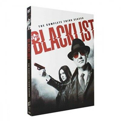 THE BLACKLIST SEASON 3 - Like New - Watched Once: Region 4: Great TV!