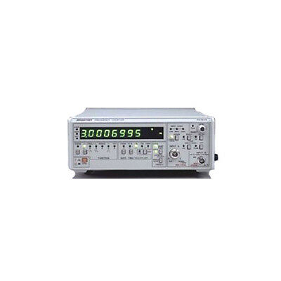 Advantest R5362B frequency counters