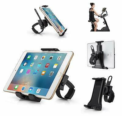 All-In-One Cycling Bike Ipad/Iphone Mount, Portable Compact Tablet Holder For