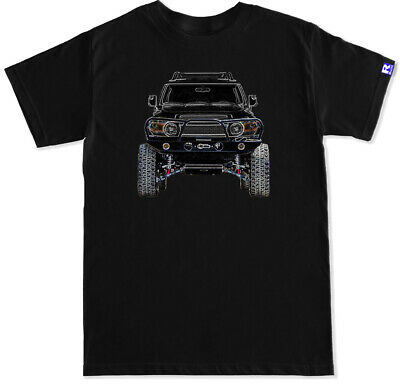 FJ Cruiser lift shock led light bar bumper roof rack trd supercharger T SHIRT