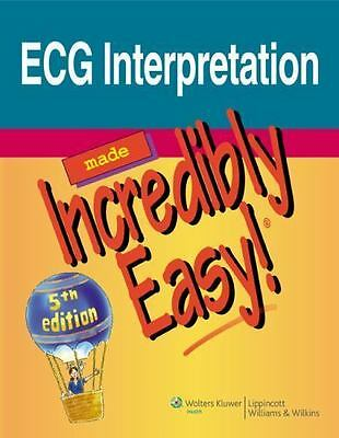 ECG Interpretation Made Incredibly Easy! 5th Ed (E-Book PDF)