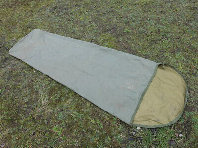 #581 GB British Army Bivibag Bivy Cover Sleeping Bag Schlafsackhülle Gore-Tex