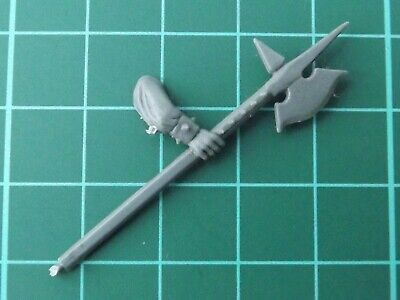 Warhammer Empire Free Peoples Freeguild Militia Halberd Right Arm