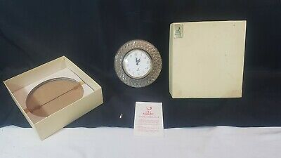 Jaz French Transistorised Electric Wall Clock - Boxed