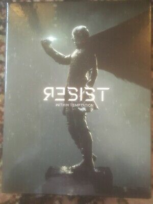 Within Temptation Resist Limited Edition Fanbox Nb Excludes Cd Mint Condition