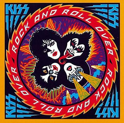 Kiss Cd - Rock And Roll Over (1997) - New Unopened - Rock Metal