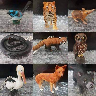 NEW Australian Animal Replica Model Figure, Keychain & Keyring for SALE