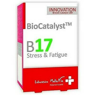BIOCATALYST B17 Stress and Fatigue Dietary supplement - 30 capsules