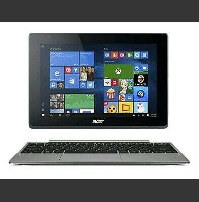Acer Aspire Switch 10V 2 in 1 Tablet/Laptop Intel Atom Quad Core