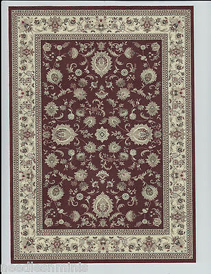 """1:12 Scale Dollhouse Area Rug 0000770 - approximately  7 1/2"""" x 10 1/4"""""""