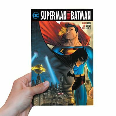 New DC Comics Superman / Batman Vol. 5 Paperback Green Johnson Morales Official