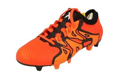 sneakers for cheap c6765 9983e Adidas X 15 + Primeknit FgAg Chaussures Foot Hommes Crampons de Football  S77878