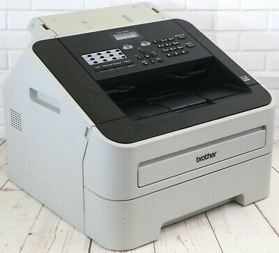 Brother Fax-2840 Compact Professional Mono Laser Fax Machine/Printer 16MB Memory