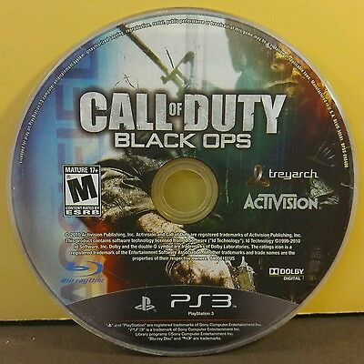 Call Of Duty: Black Ops (Ps3) Used And Refurbished (Disc Only) #10925